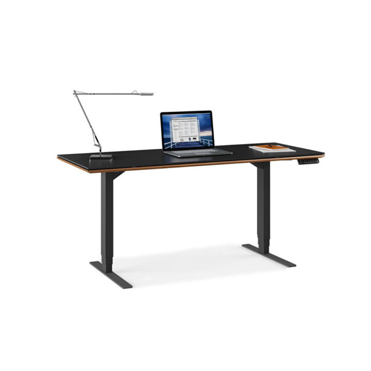 Bdi Sequel 174 6051 Lift Standing Desk Doma Home Furnishings