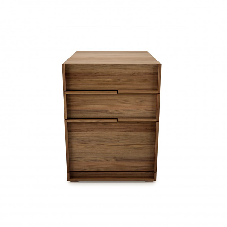 Hupp 201 Swan Drawer File Cabinet Doma Home Furnishings