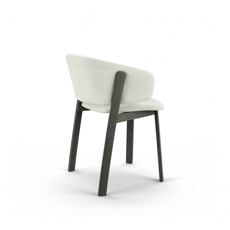 Hupp 201 Wolfgang Arm Chair Dōma Home Furnishings