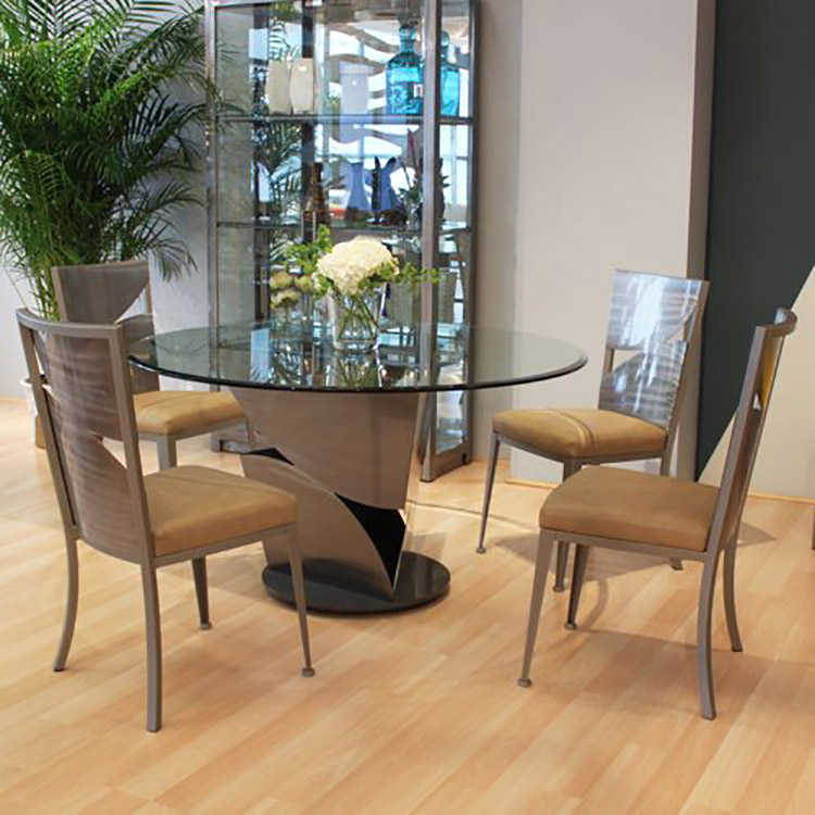 JOHNSTON CASUALS Pablo Dining Set. Pablo Dining Chairs