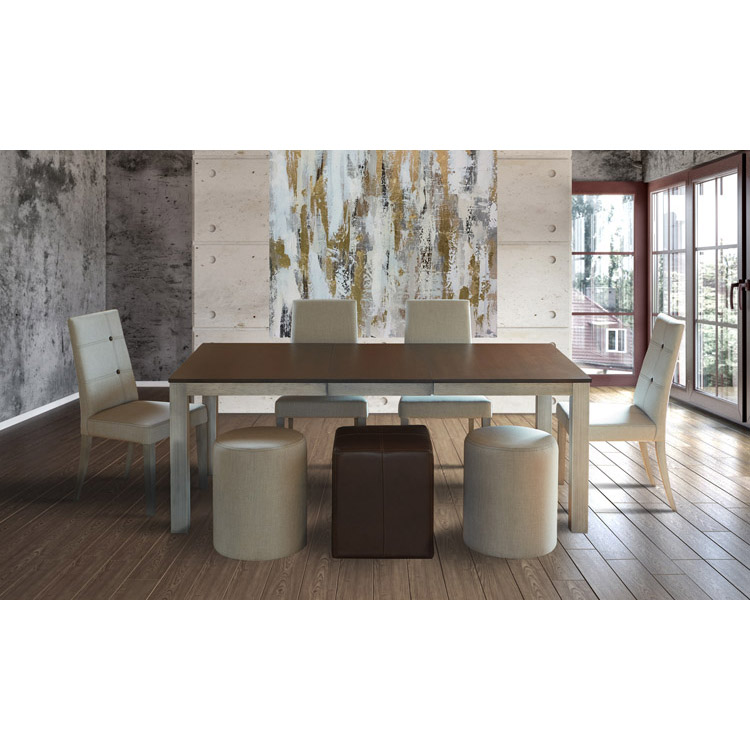 Dinec Amber Expression Table Doma Home Furnishings
