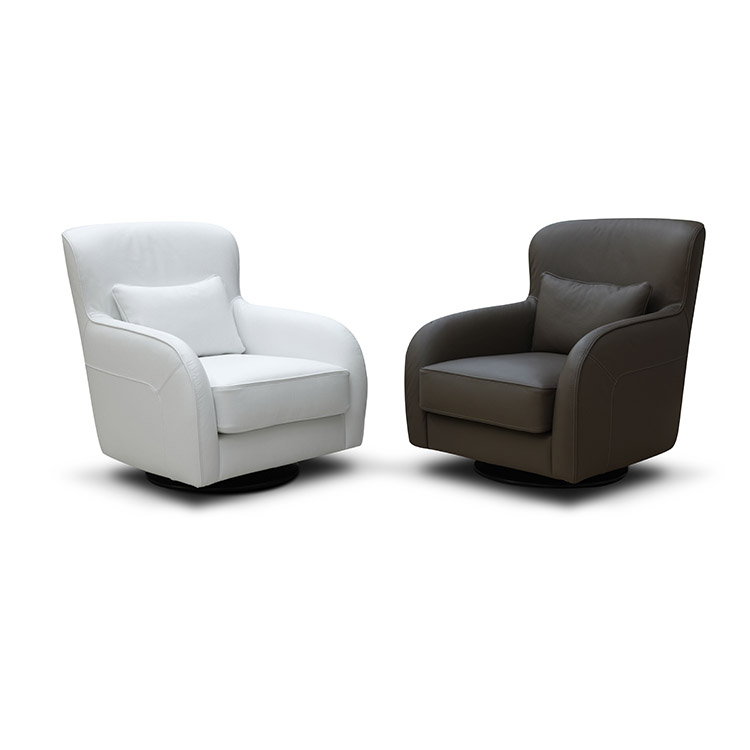 BRACCI Urbino Occasional Swivel Chair