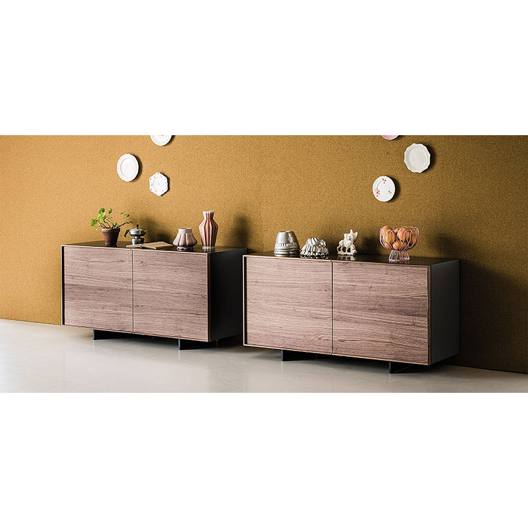 cattelan italia oxford sideboard doma home furnishings. Black Bedroom Furniture Sets. Home Design Ideas