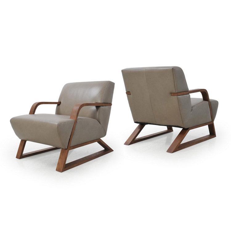 MORONI Sleigh Chair