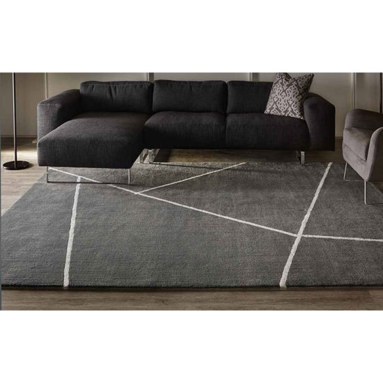 CREATIVE ACCENTS Abstract Geo Rug