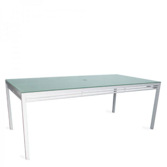 KANNOA Toledo Dining Table | 80 Inches