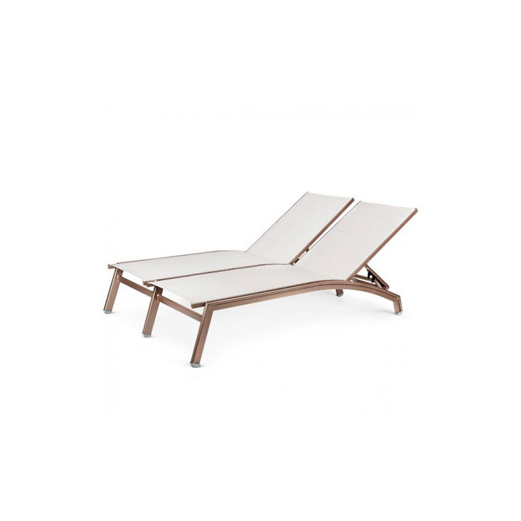 Pavilion novus double chaise lounge straight seat nv for 750 sofa chaise