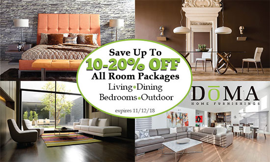 10-20% Off All Room Packages