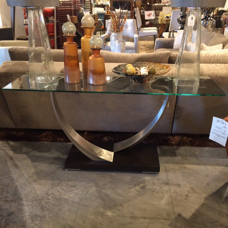 Tangent Console Table