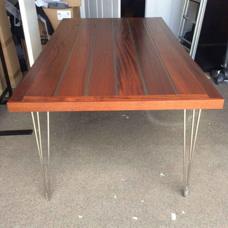 Mahogany Dining Room Table