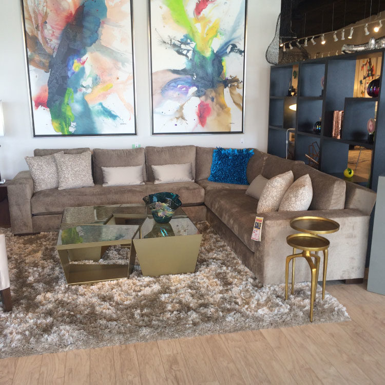 Lazar Ego Sectional in Clearwater