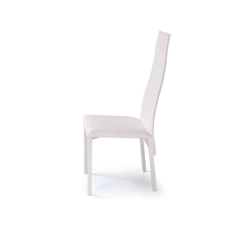 Allungato Side view of Chair by Trica