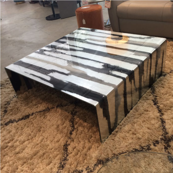 Glassisimo Coffee Table