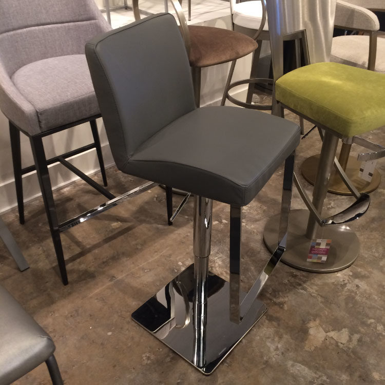 Matteo Swivel Bar Stool