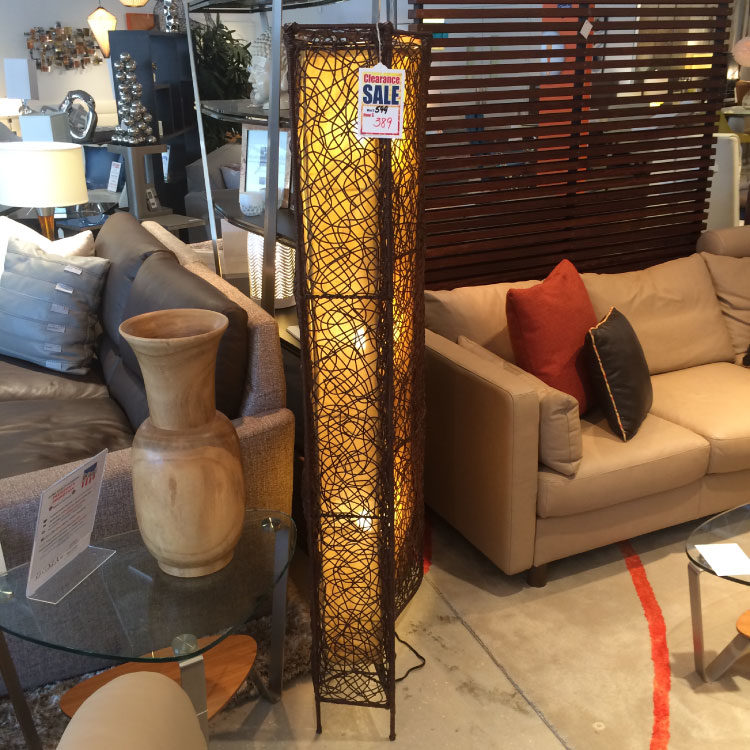 Lamp Room Divider