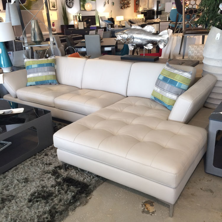 TabThree Sofa with Chaise