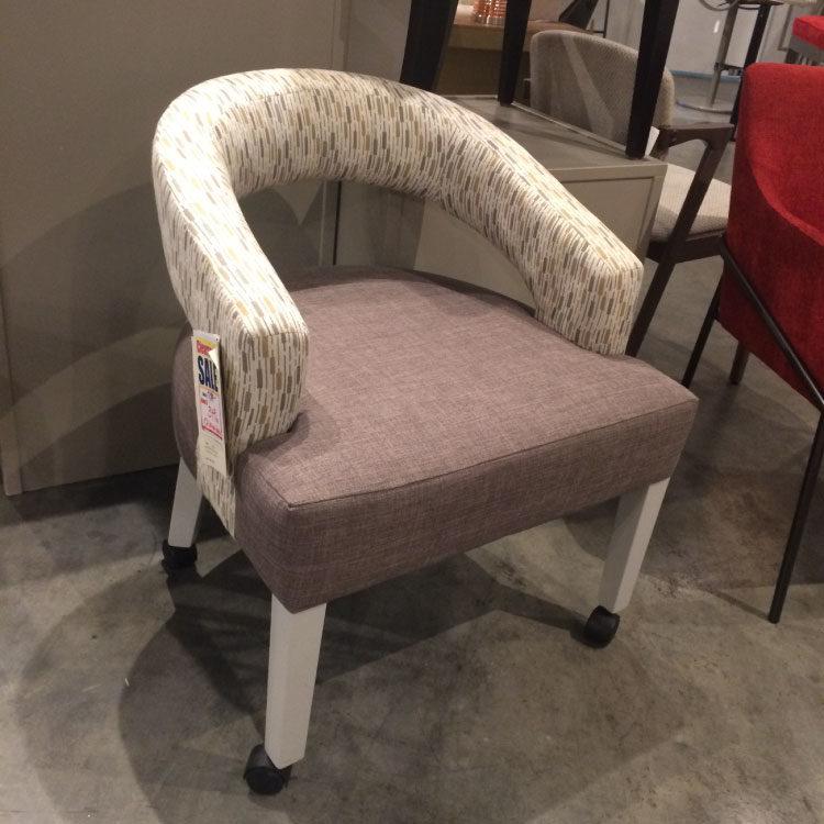 Wesley Game Chair