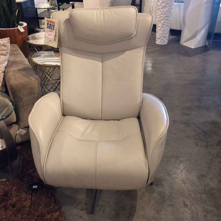 Fjords Axel Power Recliner Front