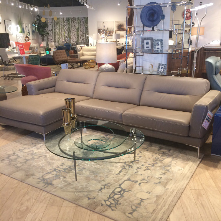 Morea Sectional by Bracci