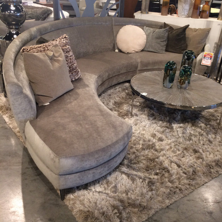 Weiman Capri Sectional Side