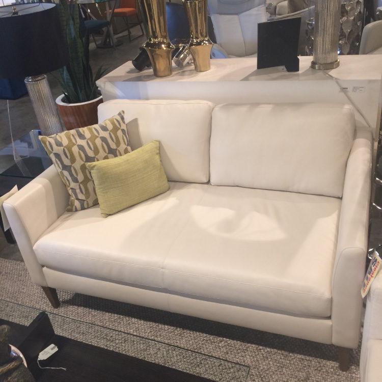 American Leather Sofa Loveseat