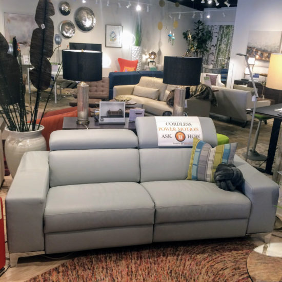 Queen Motion Sofa