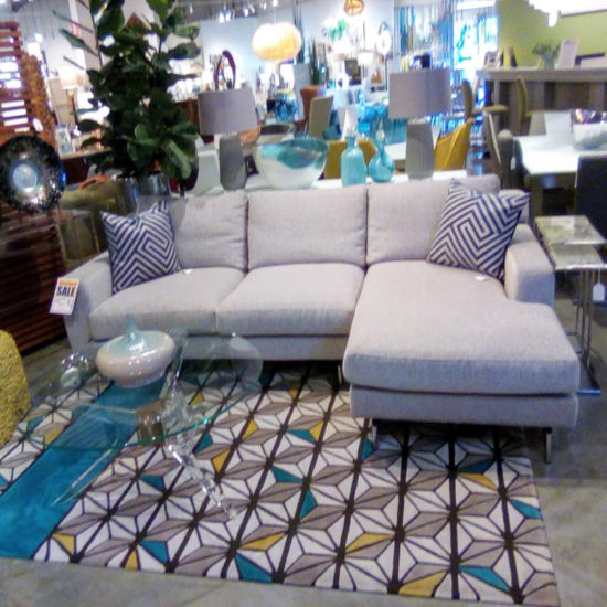 Farrah Sofa with Chaise