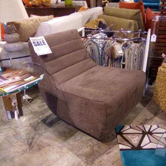 Nana Armless Chair