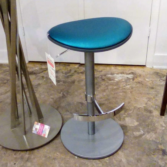 Vera Backless Barstool