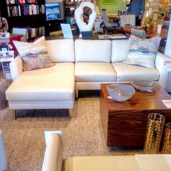 Live Luxe Sofa and Chaise