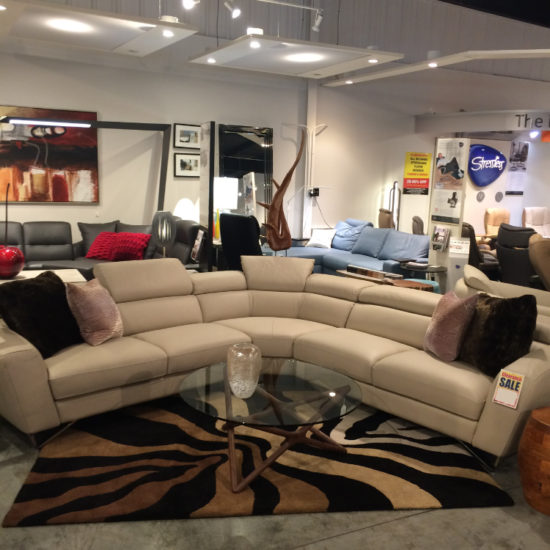 Sergio Sectional-Beige