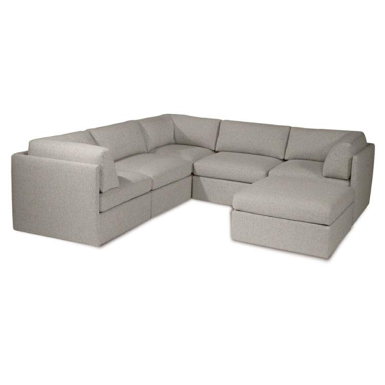 Thayer Coggin 1076 Sectional Sofa