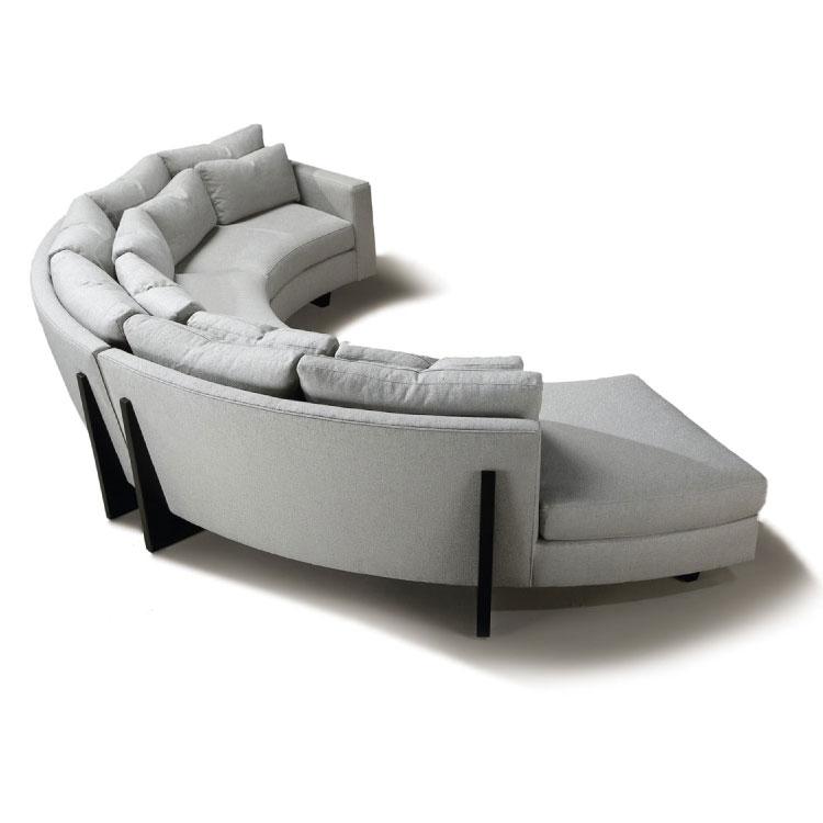 Thayer Coggin Clip Sectional Sofa