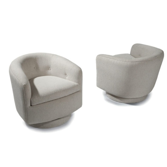 Thayer Coggin Roxy Swivel-Tilt Tub Chair