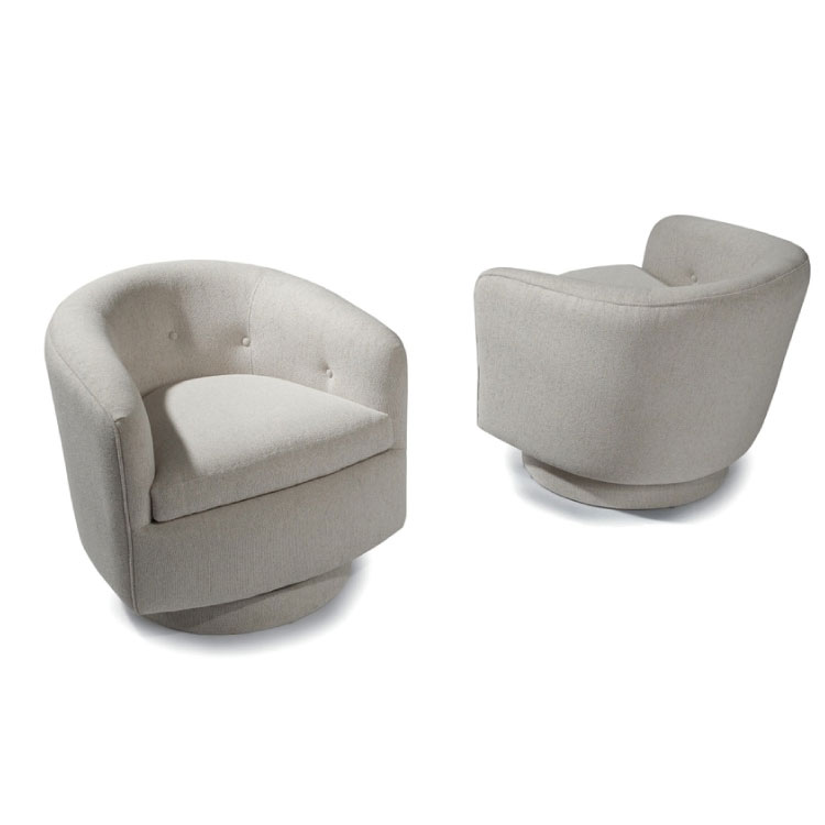 Thayer Coggin Roxy Swivel-Tilt Tub Chair