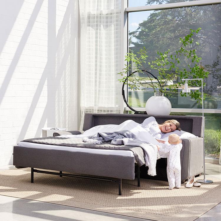 AMERICAN LEATHER Comfort Sleeper® CDG Adalyn