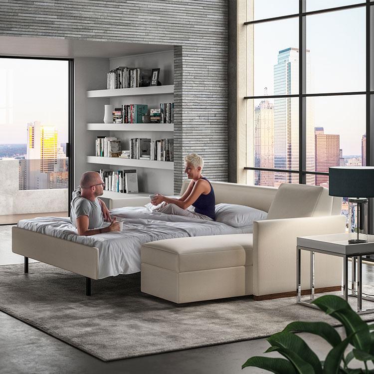 AMERICAN LEATHER Comfort Sleeper® Pearson