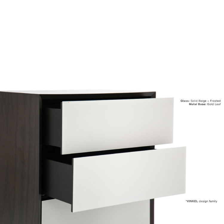 GLASSISIMO Carlo Chest