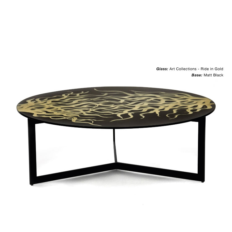 GLASSISIMO Drei Coffee Table