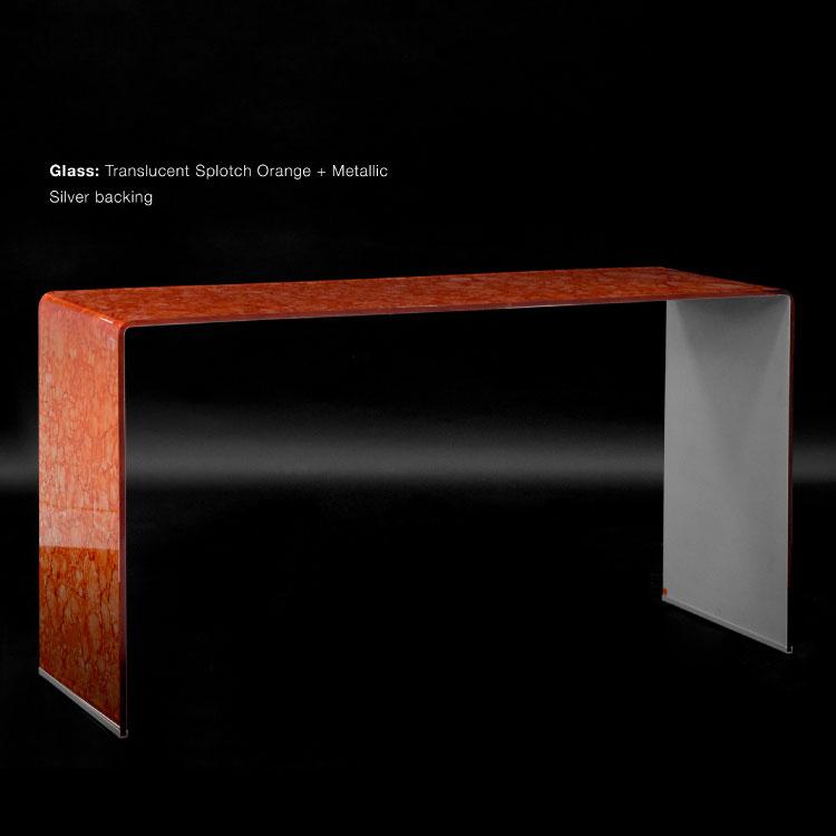 GLASSISIMO Grampo Console Table