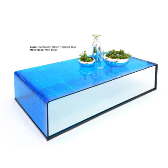 GLASSISIMO L1 Coffee Table