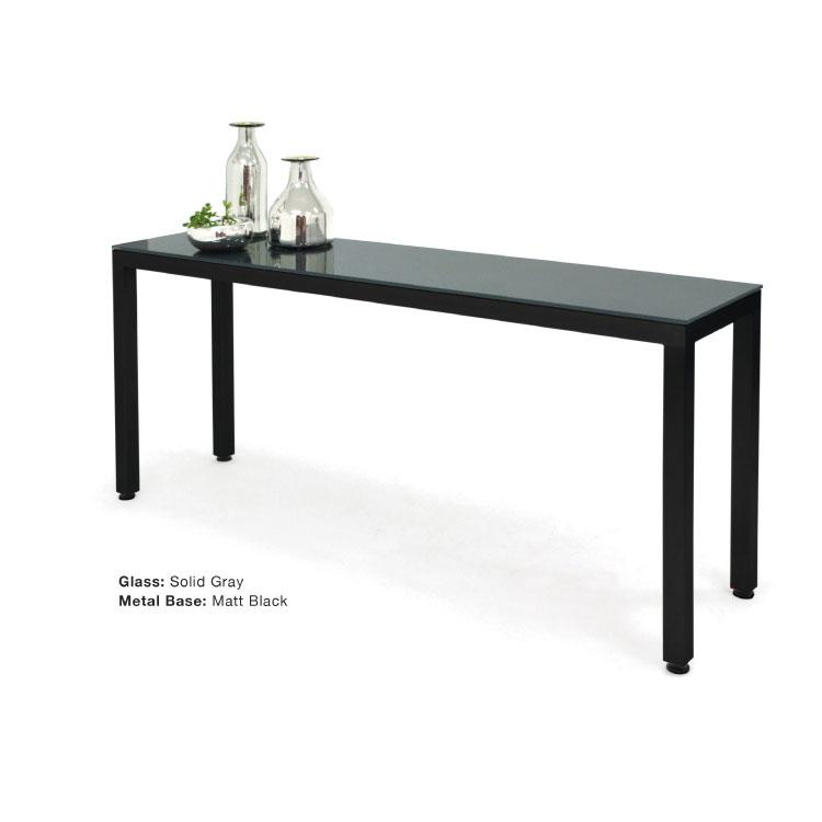GLASSISIMO Plateau Console Table