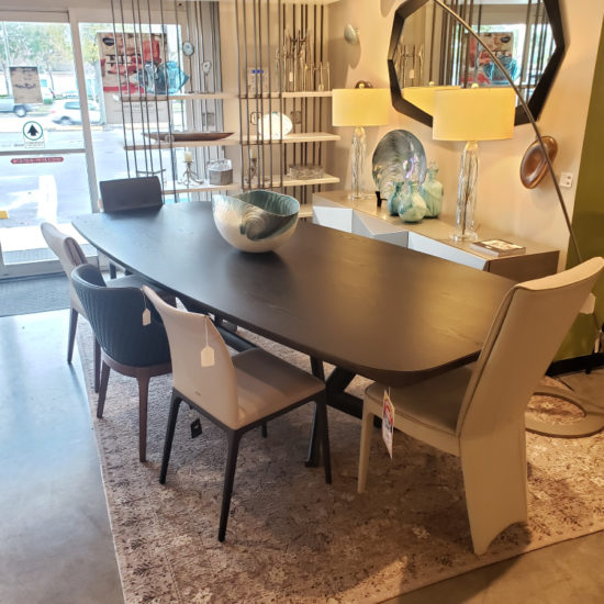Planer Dining Table by Cattelan Italia