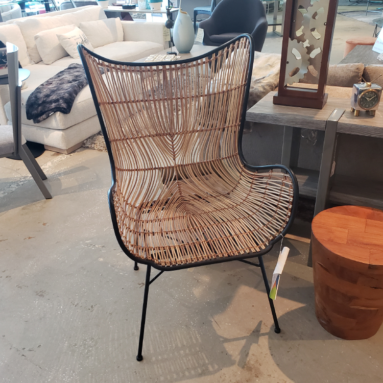 Acerra Wicker Chair