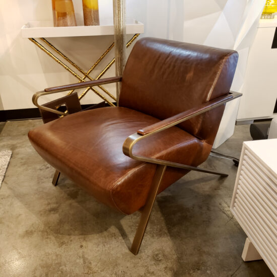 American Leather - Oscar Chair