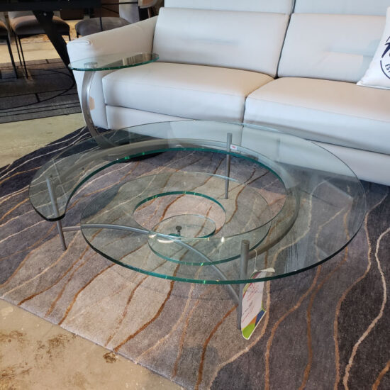 Spiral Coffee Table by Cattelan