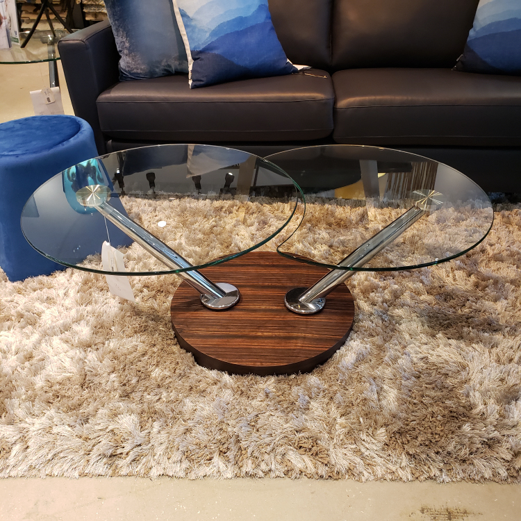Tram Expandible Coffee Table