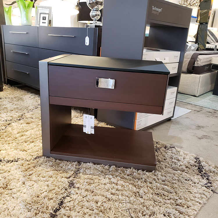 Elite Modern Alta Left Nightstand