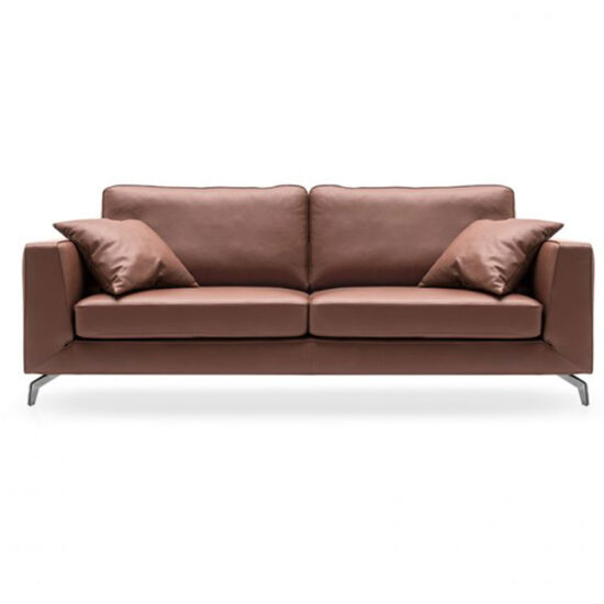 Calligaris Carré Sofa Leather