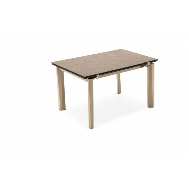 Calligaris Esteso Extendable Dining Table Nougat Top
